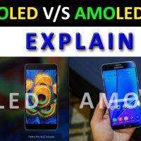 Care este diferenta dintre afisajul ecranului AMOLED si OLED?