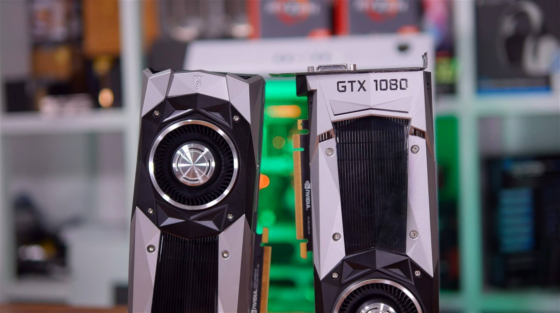 GeForce GTX 1080 Ti vs. RTX 2070 Super vs. Radeon 5700 XT