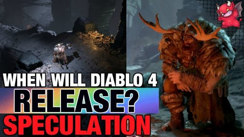 Data de lansare Diablo 4