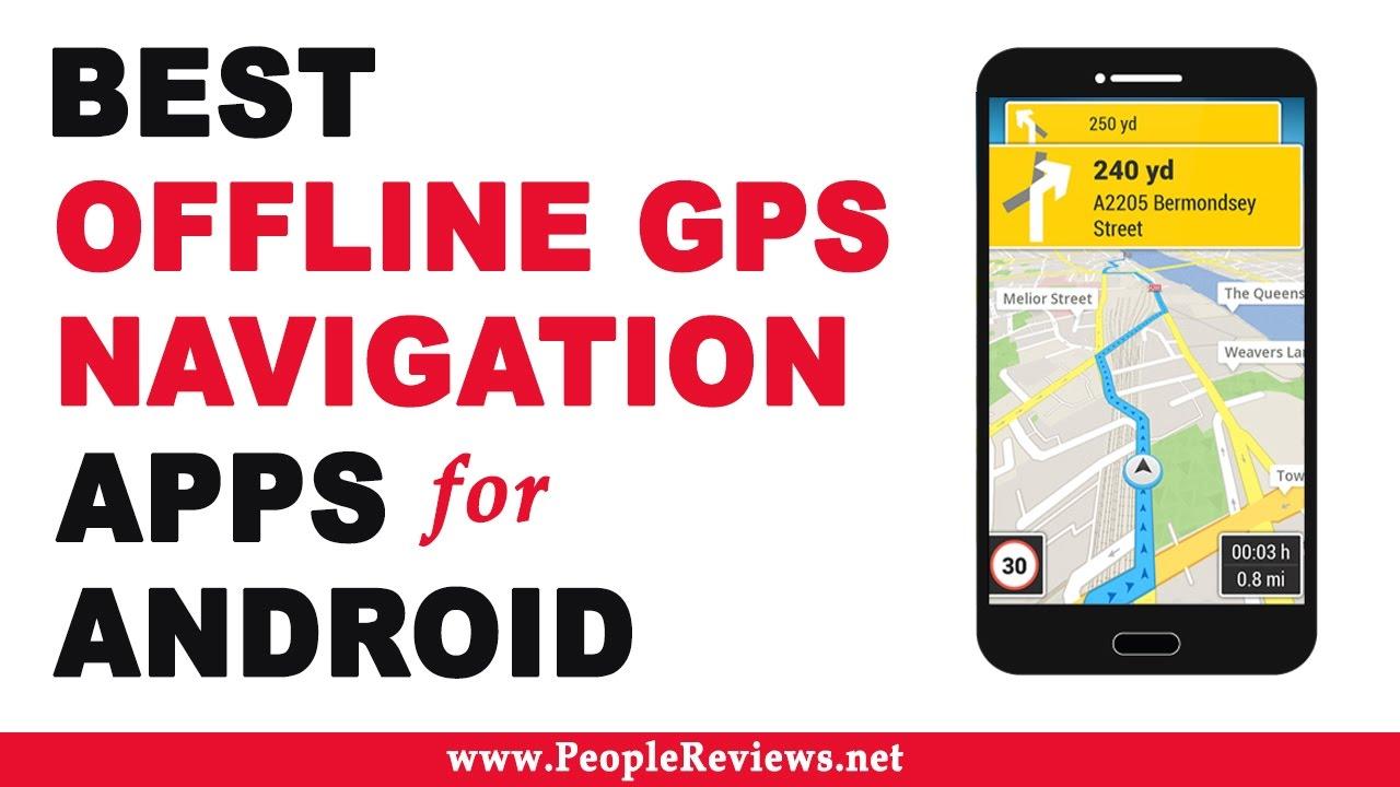 GPS offline pentru telefon mobil