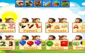 Joc Educativ pentru Copii