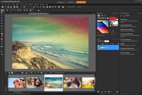 Corel PaintShop Pro