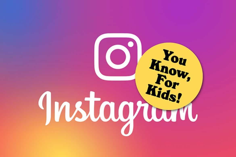 Instagram pentru copii – in plina dezvoltare de Facebook