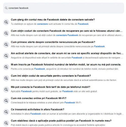 conectare-facebook